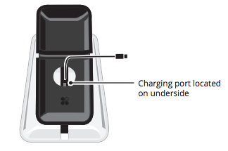 Clover Mobile Printer Charging