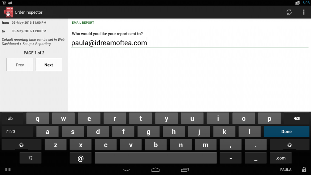 drupal views pdf email as attachment